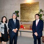 Visita del Embajador de Japón en España al CCHJ