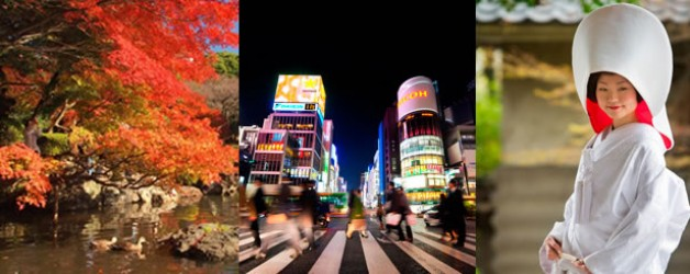 Conoce Japón. Japonés y su cultura en 10 días