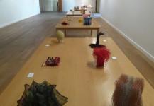 Arte Contemporáneo de la Fibra Japonés, Miniaturas