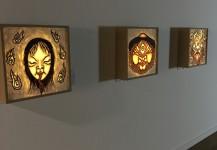 Exposición: YŌKAI, KAIJŪ, MECHA