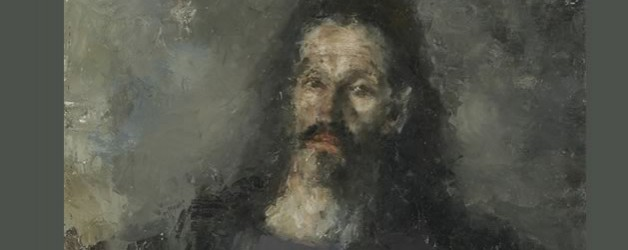 Exposición en homenaje a Unamuno por el pintor japonés, Toshima Yasumasa