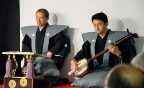 Representación Teatro Jikabuki