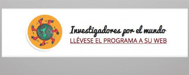"""CCHJ en el programa """"Investigadores por el mundo"""" (Radio on-line)"""