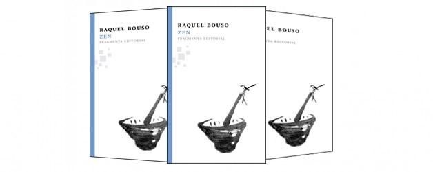 Presentación del libro: «Zen», de Raquel Bouso