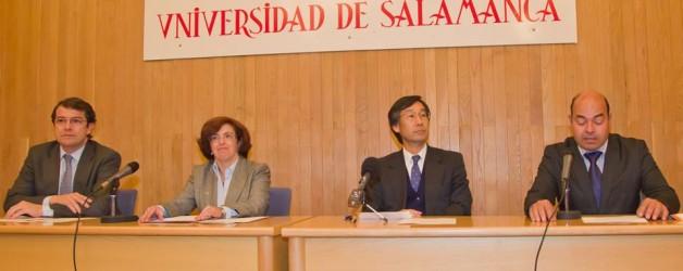 """Inauguración oficial de la """"XII Semana Cultural del Japón»"""