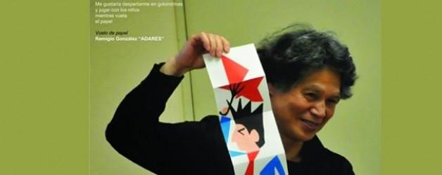 Vuelo de papel, con Katsumi Komagata