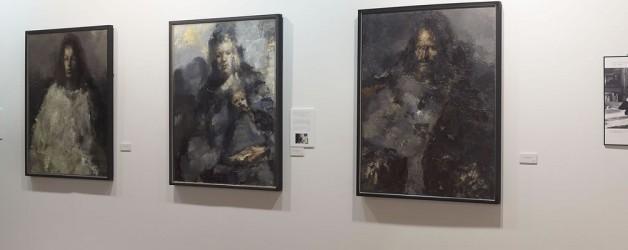 Visita virtual de la Exposición en homenaje a Unamuno por el pintor japonés, Toshima Yasumasa