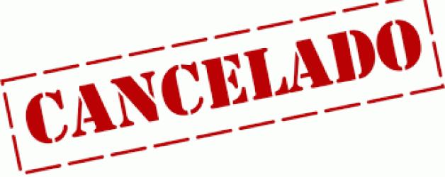 URGENTE. Cancelada la Semana Cultural